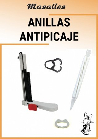 Anillas antipicaje